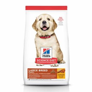 Hills Science Diet Large Breed Puppy Food thedogdaily.com