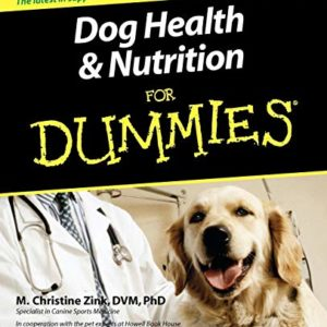 Dog Health and Nutrition for Dummies 2 thedogdaily.com