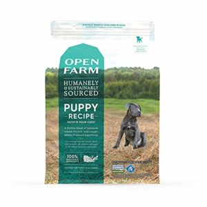 Open Farm Puppy Recipe Humanely and Sustainably Sourced Puppy Food thedogdaily.com
