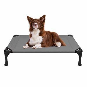 Veehoo Elevated Cooling Dog Bed thedogdaily.com