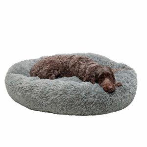 Furhaven Dog Bed - Plush Ultra Calming Soothing Dog Bed 8 thedogdaily.com
