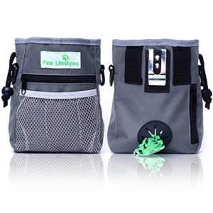 Paw Lifestyles Dog Treat Training Pouch 8 thedogdaily.com